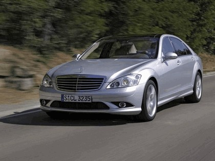 2006 Mercedes-Benz S500 Long Wheelbase with AMG Sports Package 2