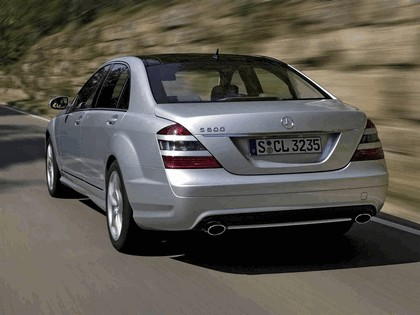 2006 Mercedes-Benz S500 Long Wheelbase with AMG Sports Package 3