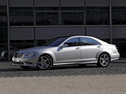 2006 Mercedes-Benz S500 Long Wheelbase with AMG Sports Package 4