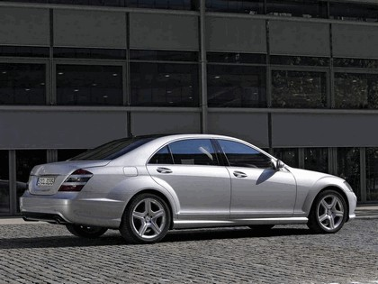 2006 Mercedes-Benz S500 Long Wheelbase with AMG Sports Package 5