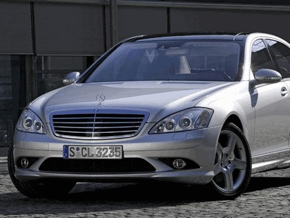 2006 Mercedes-Benz S500 Long Wheelbase with AMG Sports Package 6