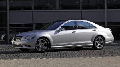 2006 Mercedes-Benz S500 Long Wheelbase with AMG Sports Package 8