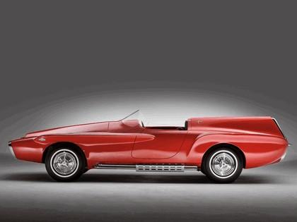 1960 Plymouth XNR concept 2