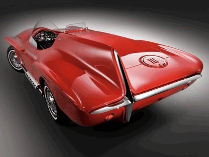 1960 Plymouth XNR concept 3
