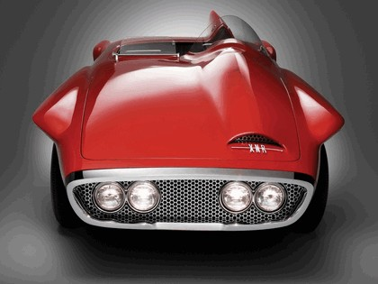 1960 Plymouth XNR concept 4