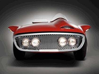 1960 Plymouth XNR concept 5