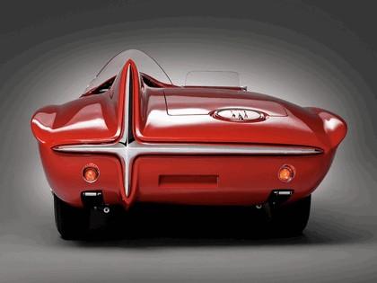 1960 Plymouth XNR concept 6