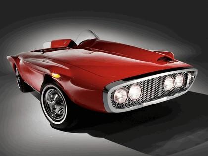 1960 Plymouth XNR concept 7