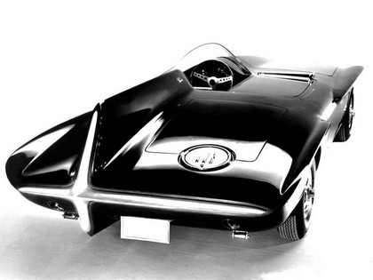 1960 Plymouth XNR concept 9
