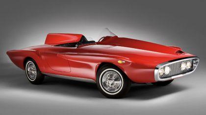 1960 Plymouth XNR concept 1
