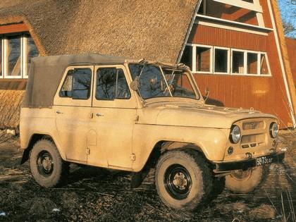 1972 UAZ 469B 3