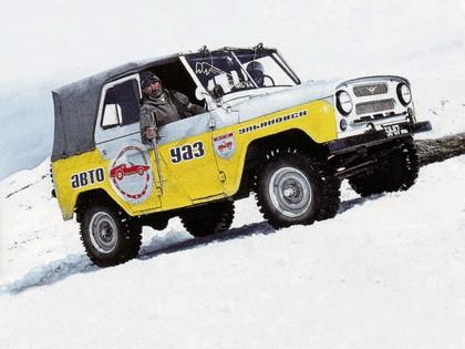 1972 UAZ 469B 4