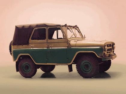 1972 UAZ 469B 5