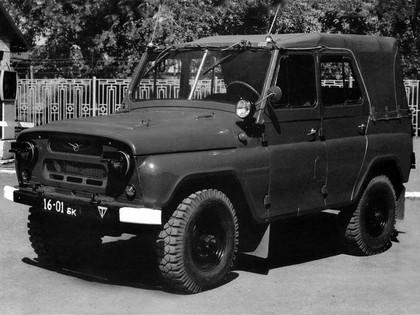 1972 UAZ 469B 6