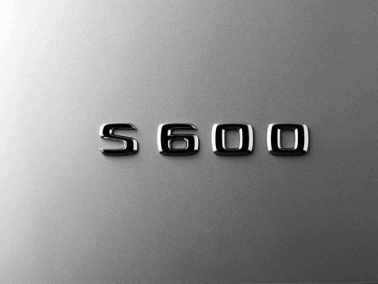 2006 Mercedes-Benz S600 Long Wheelbase with Panoramic Sunroof 4