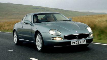 2002 Maserati Coupé - UK version 3