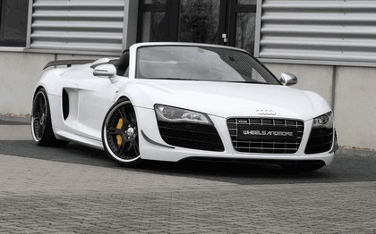 2012 Audi R8 Spyder GT by WheelsAndMore 1