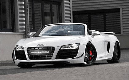2012 Audi R8 Spyder GT by WheelsAndMore 6