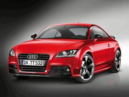 2012 Audi TT coupé S-Line Competition 1