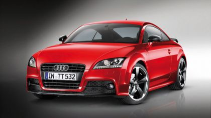 2012 Audi TT coupé S-Line Competition 7