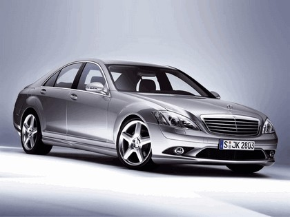 2006 Mercedes-Benz S600 with AMG Sports Package 1