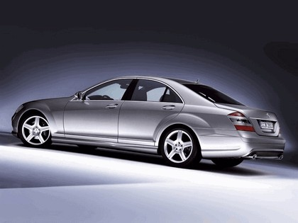 2006 Mercedes-Benz S600 with AMG Sports Package 2