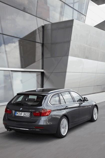 2012 BMW 328i ( F31 ) touring Luxury 101