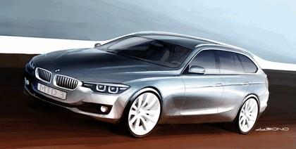2012 BMW 328i ( F31 ) touring Luxury 199