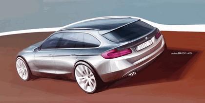 2012 BMW 328i ( F31 ) touring Luxury 200