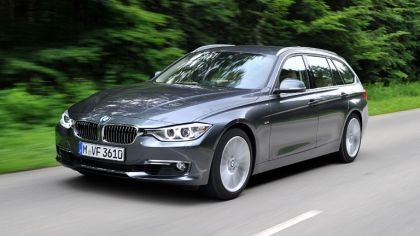 2012 BMW 328i ( F31 ) touring Luxury 1