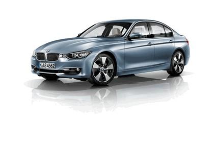 2012 BMW ActiveHybrid 3 1