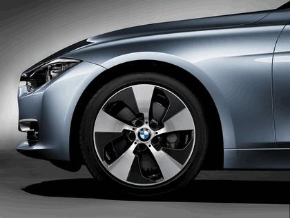 2012 BMW ActiveHybrid 3 4