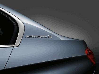 2012 BMW ActiveHybrid 3 5