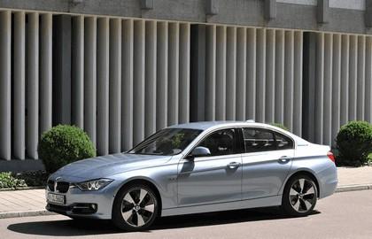 2012 BMW ActiveHybrid 3 7
