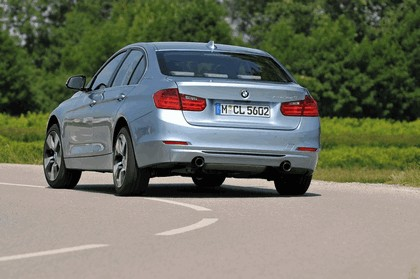2012 BMW ActiveHybrid 3 35