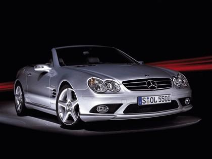 2006 Mercedes-Benz SL55 AMG 2