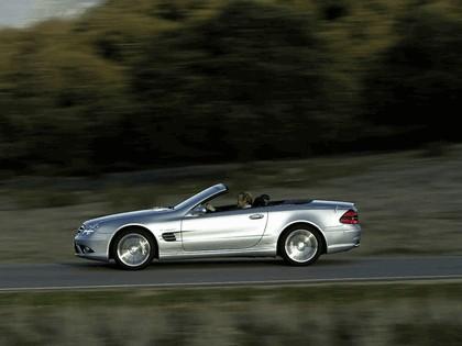 2006 Mercedes-Benz SL55 AMG 7