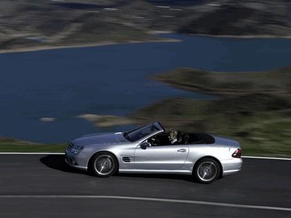 2006 Mercedes-Benz SL55 AMG 9