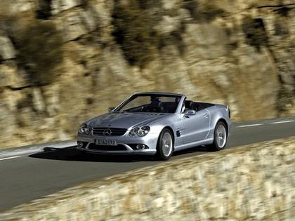 2006 Mercedes-Benz SL55 AMG 10