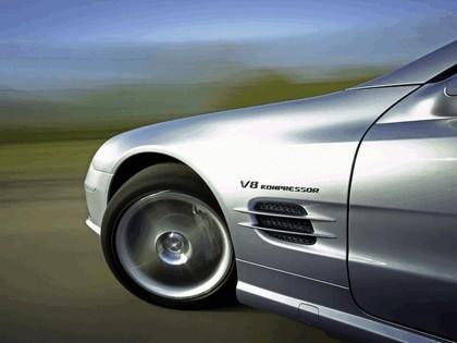 2006 Mercedes-Benz SL55 AMG 12