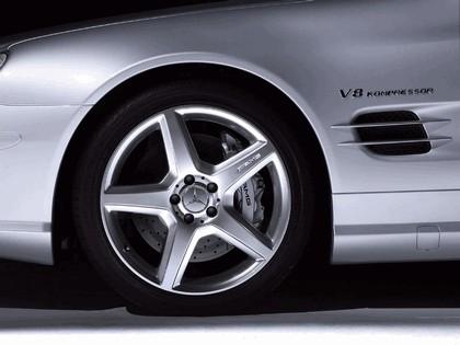 2006 Mercedes-Benz SL55 AMG 24