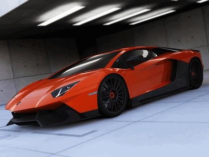 2012 Lamborghini Aventador LE-C by RENM Performance 1