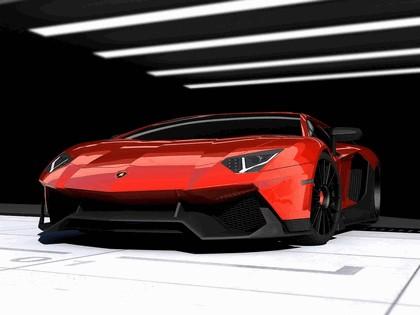 2012 Lamborghini Aventador LE-C by RENM Performance 2