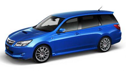 2012 Subaru Exiga ( YA5 ) tS STi 5