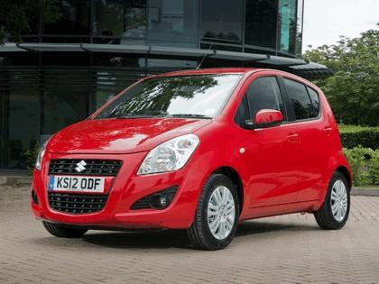 2012 Suzuki Splash - UK version 2