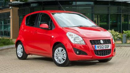 2012 Suzuki Splash - UK version 3