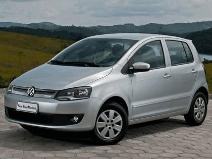 2012 Volkswagen Fox BlueMotion 1