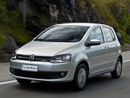 2012 Volkswagen Fox BlueMotion 3