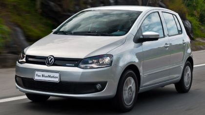 2012 Volkswagen Fox BlueMotion 2