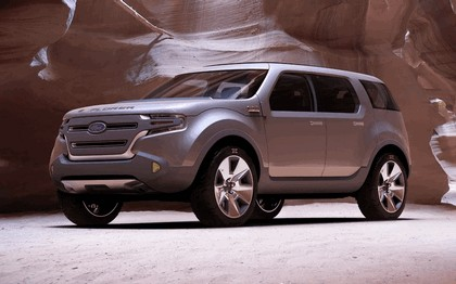 2008 Ford Explorer America concept 7